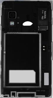 LG Optimus L5 II - Primeros pasos - Quitar y colocar la batería - Paso 5