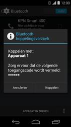 KPN Smart 400 4G - Bluetooth - Headset, carkit verbinding - Stap 7