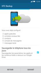 HTC One M9 - Premiers pas - Créer un compte - Étape 25
