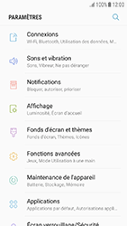 Samsung Galaxy J3 (2017) - Internet - configuration manuelle - Étape 5