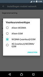 Sony Xperia X Performance (F8131) - Netwerk - 4G/LTE inschakelen - Stap 7