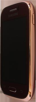 Samsung S6310 Galaxy Young - Primeros pasos - Quitar y colocar la batería - Paso 9
