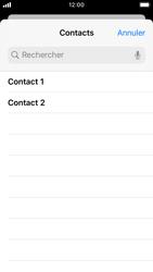 Apple iPhone SE - iOS 13 - MMS - envoi d'images - Étape 6