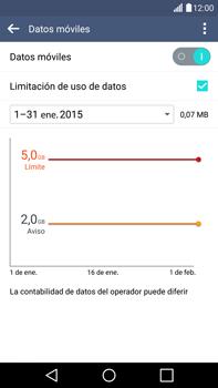 LG G4 - Internet - Ver uso de datos - Paso 10