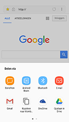 Samsung Galaxy J3 (2017) (SM-J330F) - Internet - Hoe te internetten - Stap 20