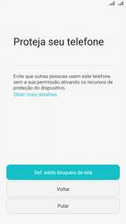 Huawei Y6 - Primeiros passos - Como ativar seu aparelho - Etapa 9