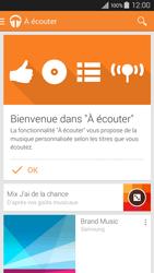 Samsung Galaxy A3 (A300FU) - Photos, vidéos, musique - Ecouter de la musique - Étape 5