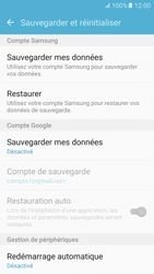 Samsung Galaxy S6 - Android M - Device maintenance - Back up - Étape 7
