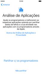 Apple iPhone 6s iOS 10 - Primeiros passos - Como ligar o telemóvel pela primeira vez -  23