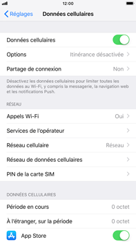 Apple iPhone 8 Plus - iOS 12 - Internet - configuration manuelle - Étape 6