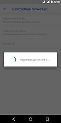 Nokia 3.1 Dual-SIM (TA-1063) - Netwerk selecteren - Handmatig een netwerk selecteren - Stap 12