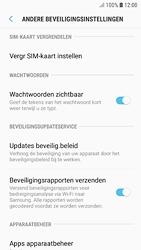 Samsung galaxy-s7-android-oreo - Beveiliging en ouderlijk toezicht - Hoe wijzig ik mijn SIM PIN-code - Stap 6