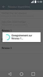 LG H320 Leon 3G - Réseau - utilisation à l'étranger - Étape 13
