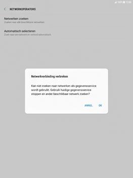 Samsung Galaxy Tab S2 9.7 - Android Nougat - Buitenland - Bellen, sms en internet - Stap 7