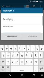 HTC Desire 626 - WiFi - Handmatig instellen - Stap 8
