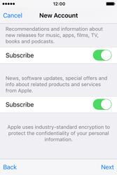 Apple iPhone 4 S iOS 9 - Applications - Downloading applications - Step 17