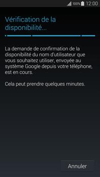 Samsung Galaxy Note 4 - Premiers pas - Créer un compte - Étape 13
