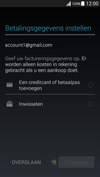 Samsung G530FZ Galaxy Grand Prime - Applicaties - Account instellen - Stap 20