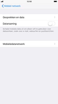 Apple iPhone 8 Plus - Internet - handmatig instellen - Stap 10
