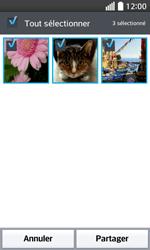 LG F70 - Photos, vidéos, musique - Envoyer une photo via Bluetooth - Étape 7