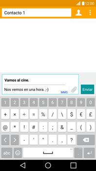 LG G4 - Mensajería - Escribir y enviar un mensaje multimedia - Paso 13