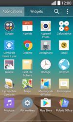 LG H220 Joy - E-mail - Envoi d