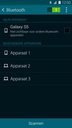 Samsung G900F Galaxy S5 - Bluetooth - Aanzetten - Stap 5