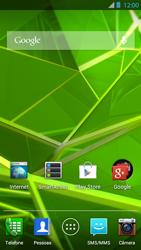 Motorola XT910 RAZR - Aplicativos - Como baixar aplicativos - Etapa 1