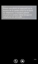 Nokia Lumia 520 - Photos, vidéos, musique - Prendre une photo - Étape 5