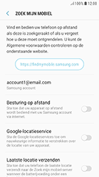 Samsung Galaxy A3 (2017) - Android Oreo - Beveiliging en privacy - Zoek mijn mobiel activeren - Stap 6
