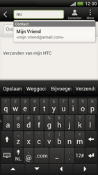 HTC Z520e One S - E-mail - E-mail versturen - Stap 6