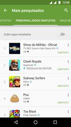 Motorola Moto G5 - Aplicativos - Como baixar aplicativos - Etapa 9