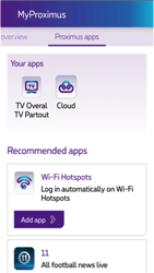 Apple iPhone 6 iOS 8 - Applications - MyProximus - Step 21