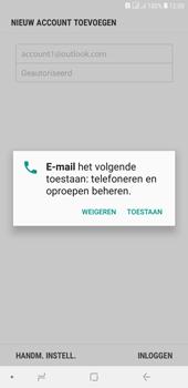 Samsung galaxy-j4-plus-dual-sim-sm-j415fn - E-mail - 032c. Email wizard - Outlook - Stap 11
