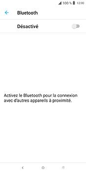 Alcatel 3L - Internet et connexion - Connexion avec un équipement multimédia via Bluetooth - Étape 7