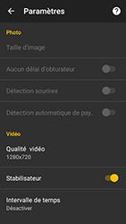 Alcatel U5 - Photos, vidéos, musique - Créer une vidéo - Étape 8