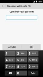Bouygues Telecom Ultym 5 - Sécuriser votre mobile - Activer le code de verrouillage - Étape 10