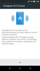HTC One A9 - Android Nougat - WiFi - Mobiele hotspot instellen - Stap 7