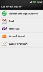 HTC Desire 500 - E-mail - Handmatig instellen - Stap 5