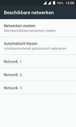 Alcatel Pixi 4 (4) - Netwerk - Handmatig netwerk selecteren - Stap 13
