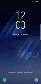 Samsung Galaxy S8 - Android Oreo - Primeiros passos - Como ligar o telemóvel pela primeira vez -  4