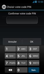 Bouygues Telecom Bs 402 - Sécuriser votre mobile - Activer le code de verrouillage - Étape 10