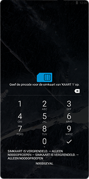Nokia 5.1 - Internet - Handmatig instellen - Stap 34