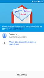Samsung Galaxy S6 - Android Nougat - E-mail - Configurar Gmail - Paso 15
