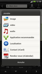 HTC One S - Contact, Appels, SMS/MMS - Envoyer un MMS - Étape 13