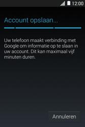 Samsung G130HN Galaxy Young 2 - Applicaties - Account aanmaken - Stap 20