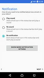Sony Xperia XZ (F8331) - E-mail - Manual configuration (yahoo) - Step 11