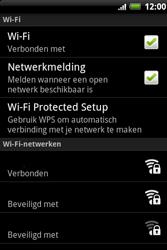 HTC A510e Wildfire S - Wifi - handmatig instellen - Stap 7
