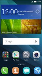 Huawei Y5 - Internet - Ver uso de datos - Paso 2