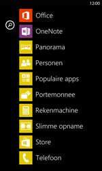 Nokia Lumia 820 LTE - Voicemail - handmatig instellen - Stap 3